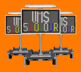 5 Colour VMS