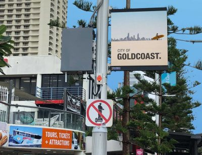 Council of the City of Gold Coast - Cavill Avenue Surfers Paradise