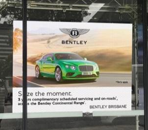 Indoor LED Advertising Displays