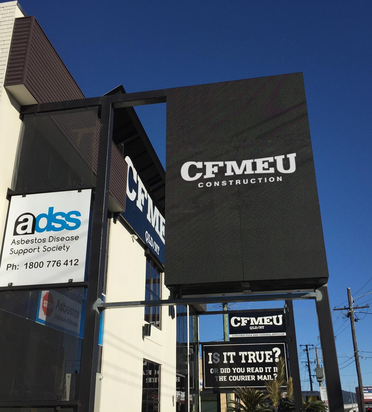 CFMEU Queensland - Bowen Hills -