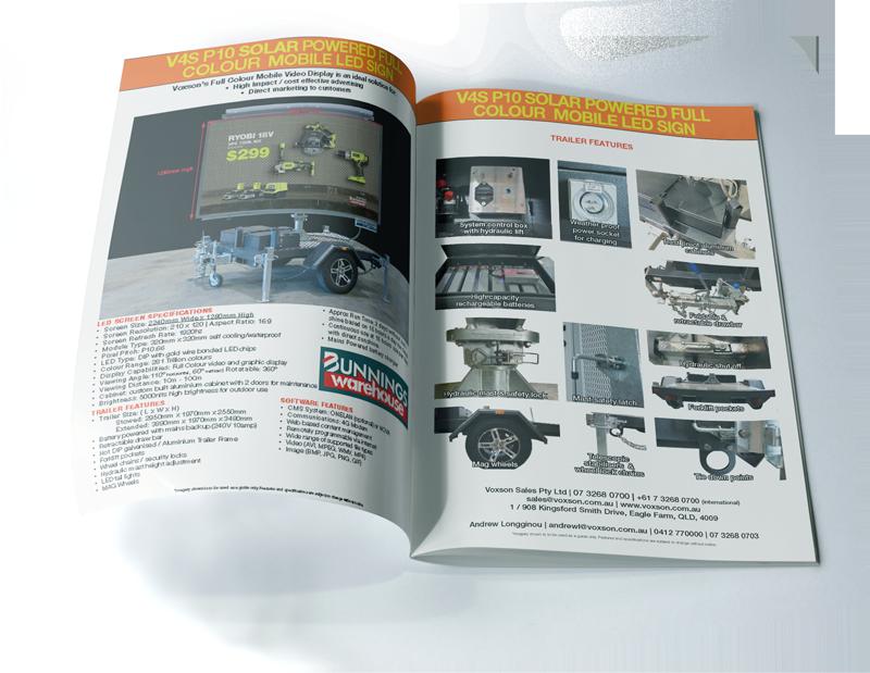 Download Voxson's LED Signage Catalogue