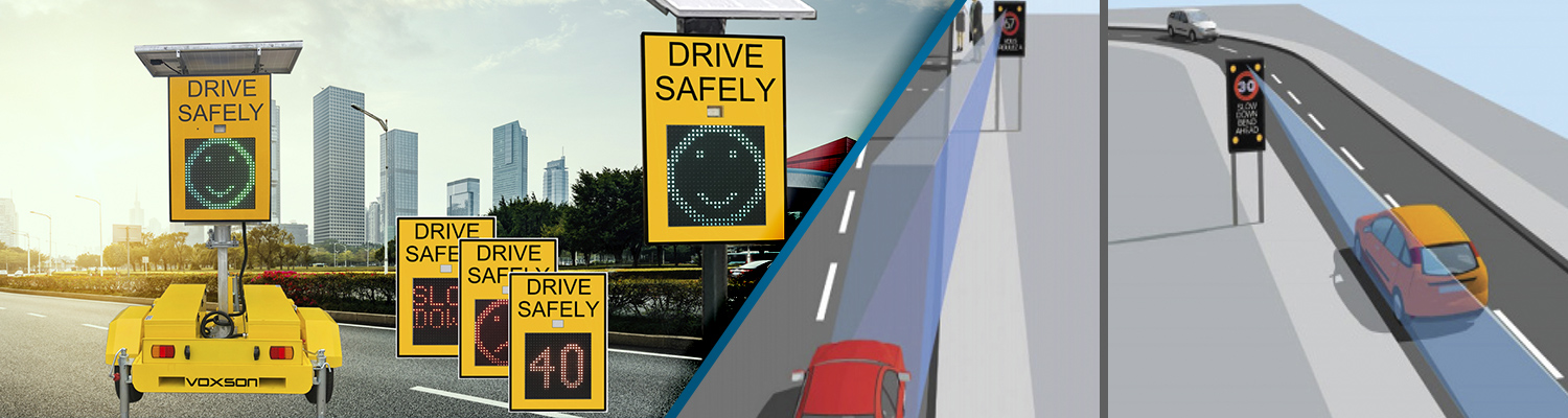 Radar Speed Signs from Voxson