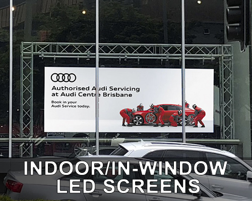 Indoor LED Signs Screens