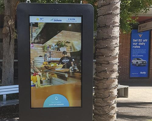 Voxson Digital Interactive Kiosks