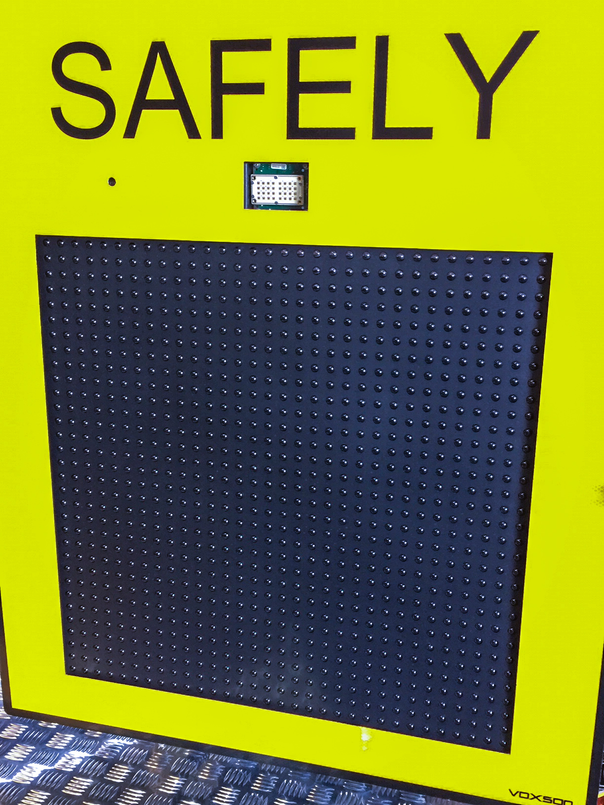 Voxson Radar Speed Signs - High quality LEDs