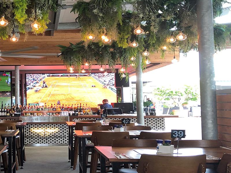 Anytime Fitness Kallangur – Indoor LED Display