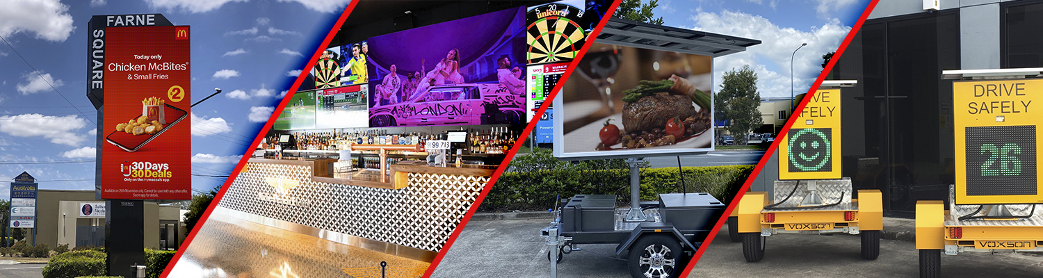 Voxson LED Signs - Special Sale