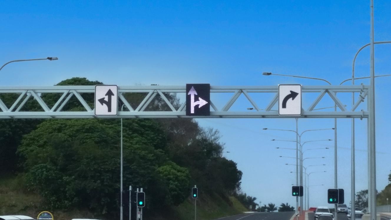 Mackay-Council-Directional-Sign